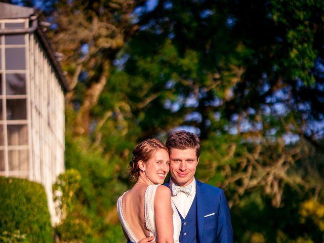 Le mariage de Etienne et Dorothée à Alligny-en-Morvan, Nièvre 20