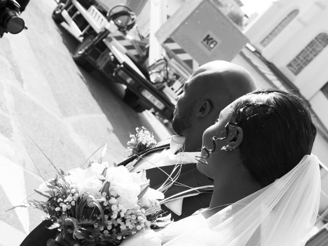 Le mariage de Charles et Begga à Gagny, Seine-Saint-Denis 13