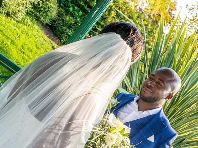 Le mariage de Charles et Begga à Gagny, Seine-Saint-Denis 14