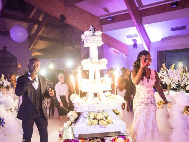 Le mariage de Charles et Begga à Gagny, Seine-Saint-Denis 31