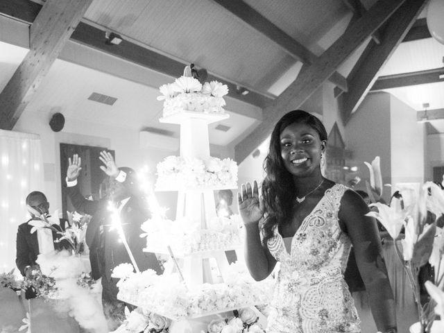 Le mariage de Charles et Begga à Gagny, Seine-Saint-Denis 32