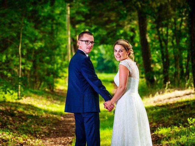 Le mariage de Claire et Charles