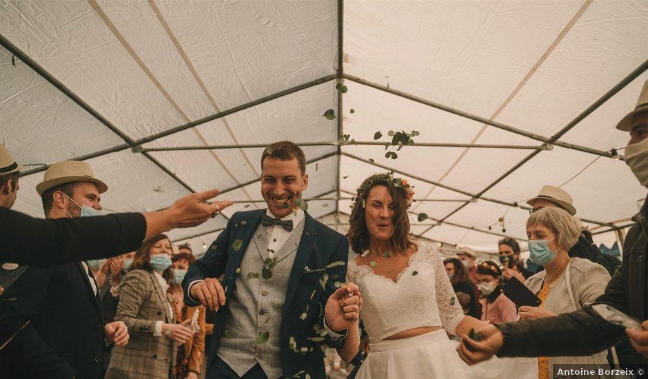 Le mariage de Mickael et Marine à Douarnenez, Finistère