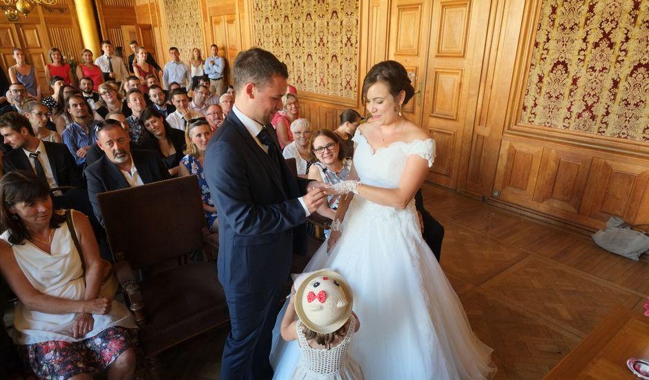 Le mariage de Mickaël et Amélie à Nantes, Loire Atlantique
