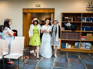 Le mariage de Olga et Emmanuelle 2