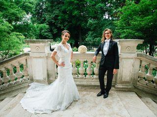 Le mariage de Olga et Emmanuelle