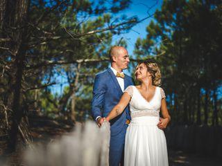 Le mariage de Emilie et Thibault 1
