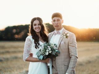 Le mariage de Louise et Johann