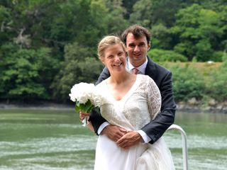 Le mariage de Lorraine et Martin