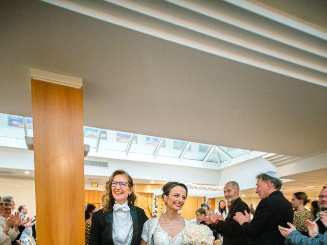 Le mariage de Emmanuelle et Olga à Paris, Paris 16