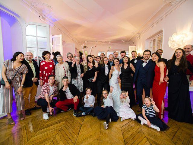 Le mariage de Emmanuelle et Olga à Paris, Paris 26