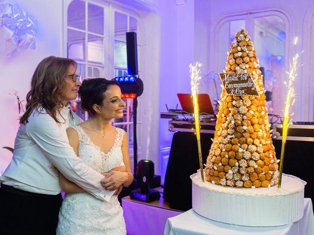 Le mariage de Emmanuelle et Olga à Paris, Paris 35