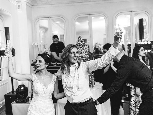 Le mariage de Emmanuelle et Olga à Paris, Paris 38