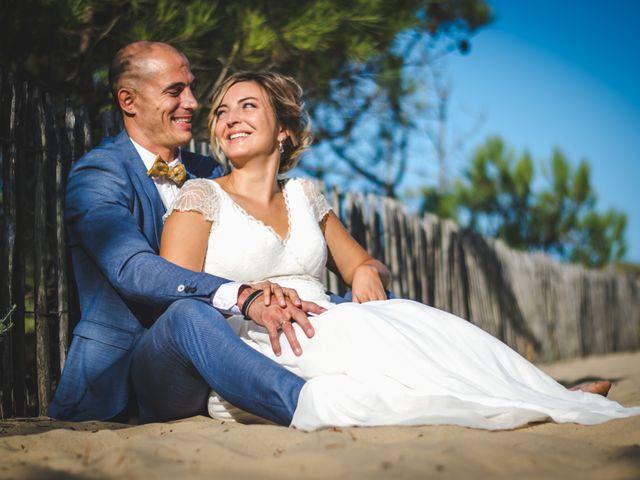 Le mariage de Thibault et Emilie à Montesquiou, Gers 5