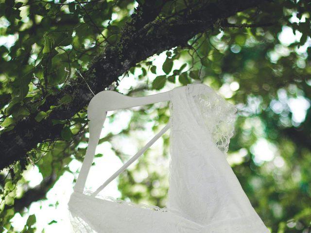 Le mariage de Thibault et Emilie à Montesquiou, Gers 46