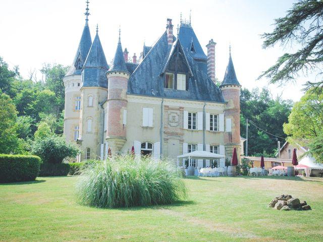 Le mariage de Thibault et Emilie à Montesquiou, Gers 55