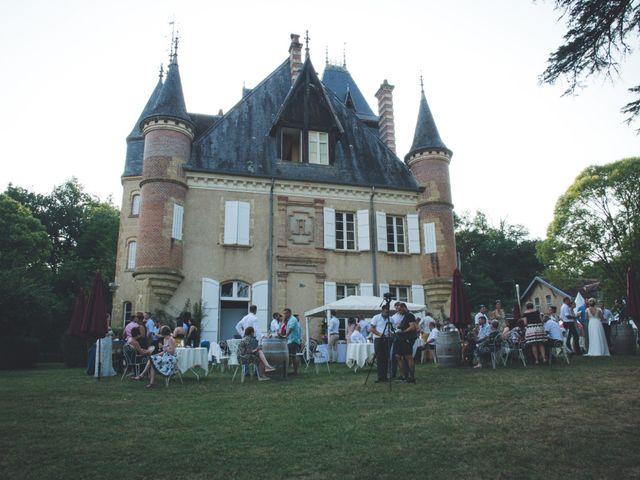 Le mariage de Thibault et Emilie à Montesquiou, Gers 66
