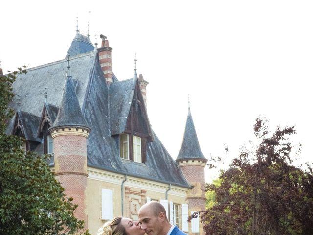 Le mariage de Thibault et Emilie à Montesquiou, Gers 67