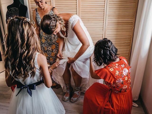 Le mariage de Yannick et Valérie à Aubie-et-Espessas, Gironde 22