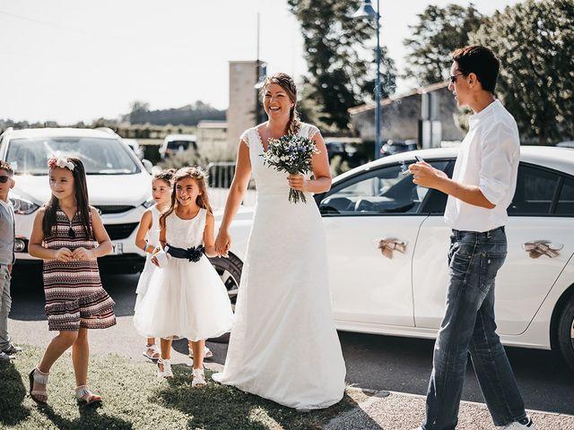 Le mariage de Yannick et Valérie à Aubie-et-Espessas, Gironde 26
