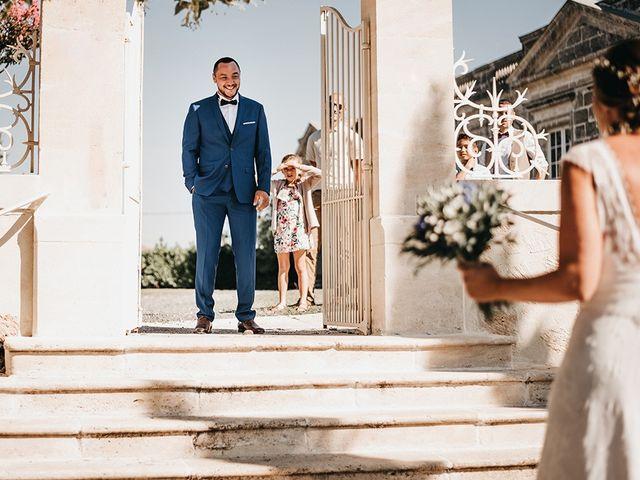 Le mariage de Yannick et Valérie à Aubie-et-Espessas, Gironde 27