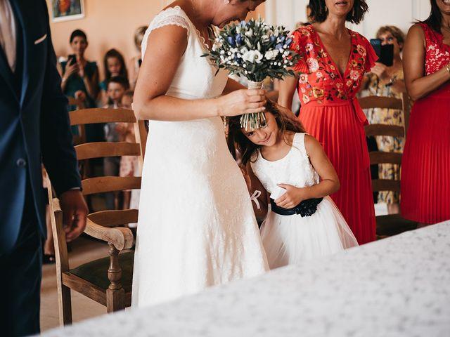 Le mariage de Yannick et Valérie à Aubie-et-Espessas, Gironde 31