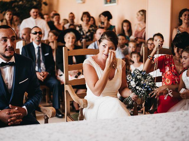 Le mariage de Yannick et Valérie à Aubie-et-Espessas, Gironde 32