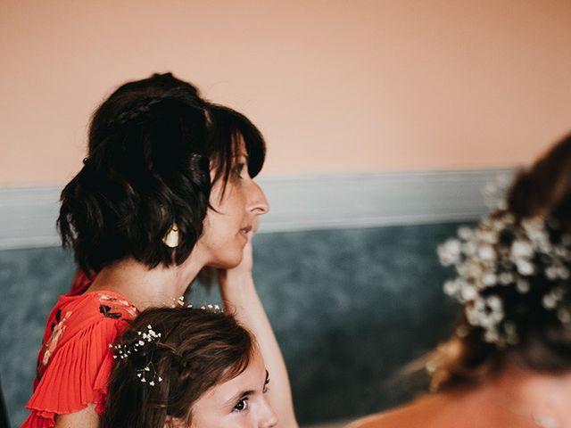 Le mariage de Yannick et Valérie à Aubie-et-Espessas, Gironde 33