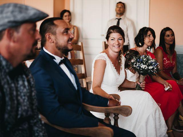 Le mariage de Yannick et Valérie à Aubie-et-Espessas, Gironde 34