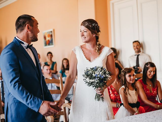 Le mariage de Yannick et Valérie à Aubie-et-Espessas, Gironde 36