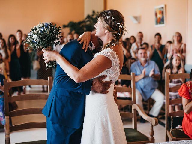 Le mariage de Yannick et Valérie à Aubie-et-Espessas, Gironde 37