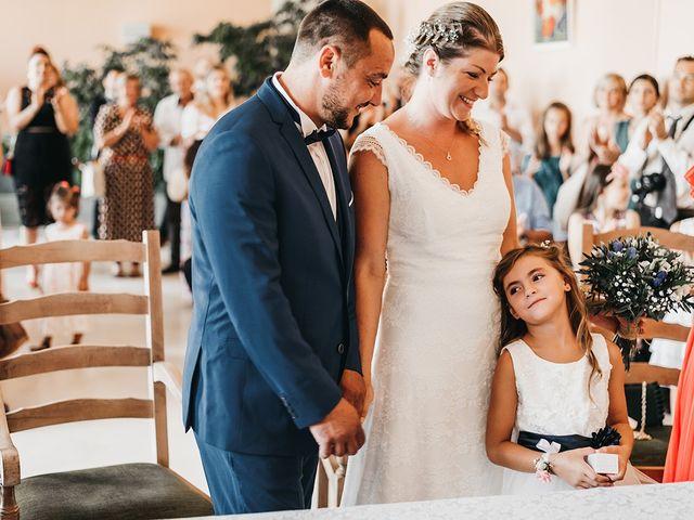 Le mariage de Yannick et Valérie à Aubie-et-Espessas, Gironde 38