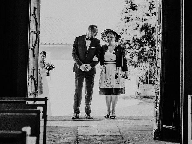 Le mariage de Yannick et Valérie à Aubie-et-Espessas, Gironde 43