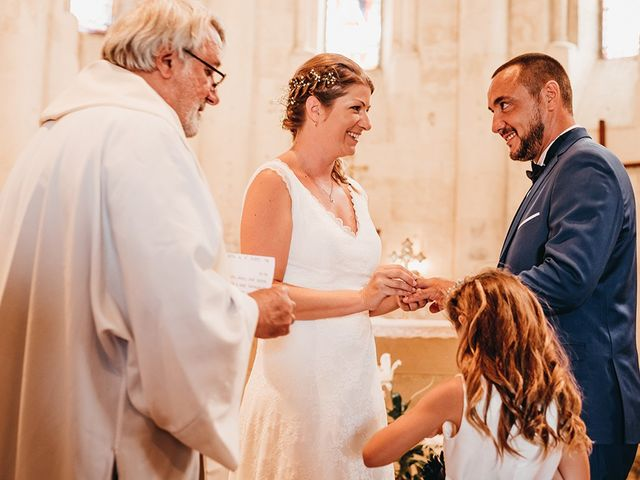 Le mariage de Yannick et Valérie à Aubie-et-Espessas, Gironde 49