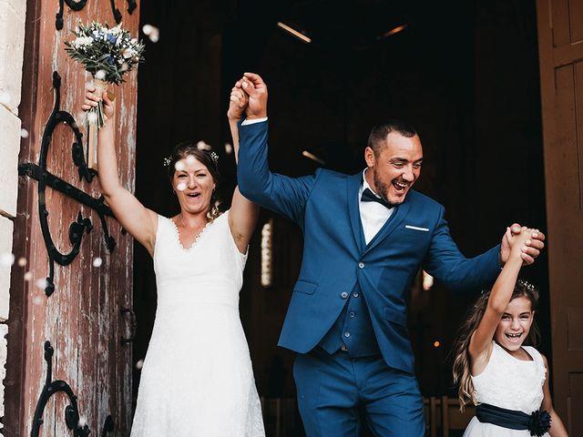 Le mariage de Yannick et Valérie à Aubie-et-Espessas, Gironde 54