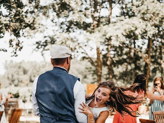 Le mariage de Yannick et Valérie à Aubie-et-Espessas, Gironde 78