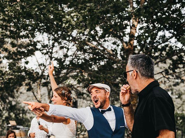 Le mariage de Yannick et Valérie à Aubie-et-Espessas, Gironde 87