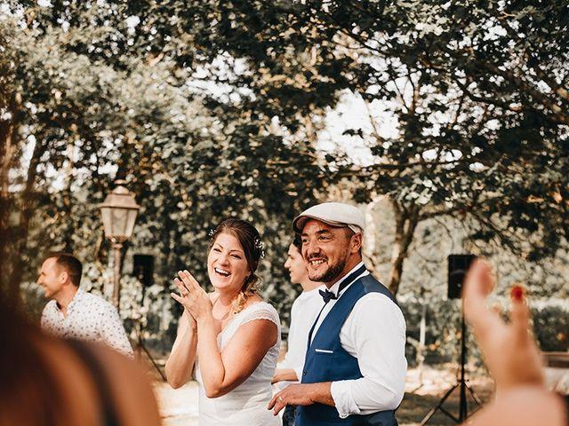 Le mariage de Yannick et Valérie à Aubie-et-Espessas, Gironde 90