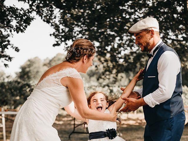 Le mariage de Yannick et Valérie à Aubie-et-Espessas, Gironde 93