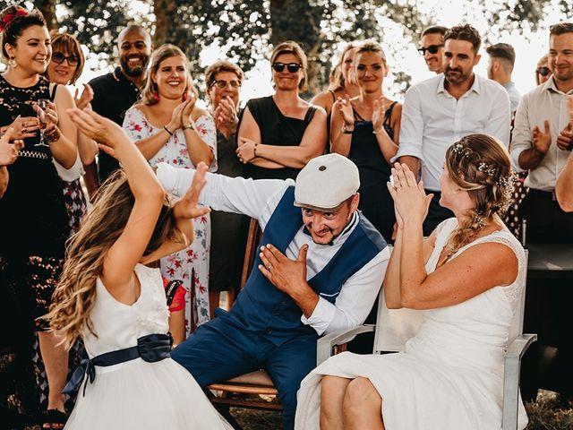 Le mariage de Yannick et Valérie à Aubie-et-Espessas, Gironde 98