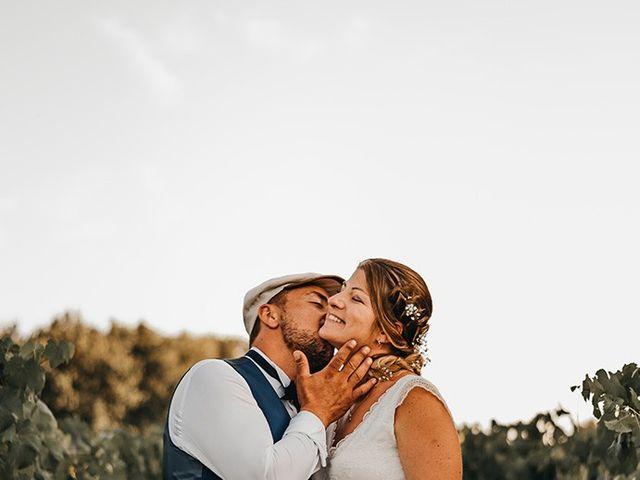 Le mariage de Yannick et Valérie à Aubie-et-Espessas, Gironde 101