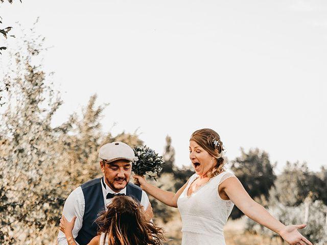 Le mariage de Yannick et Valérie à Aubie-et-Espessas, Gironde 105
