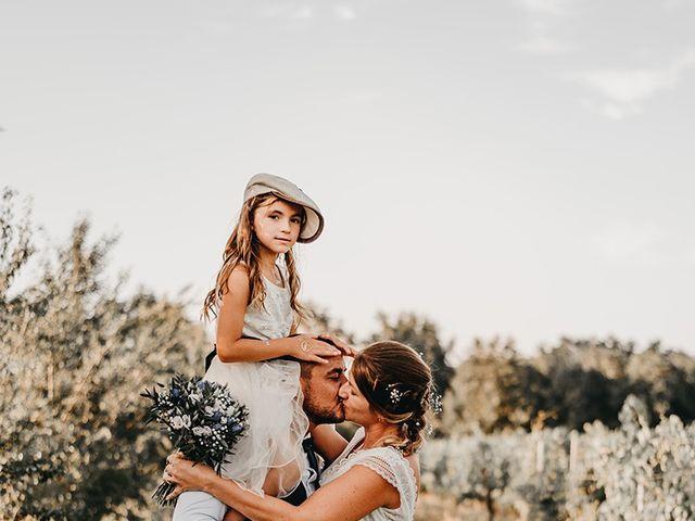 Le mariage de Yannick et Valérie à Aubie-et-Espessas, Gironde 107