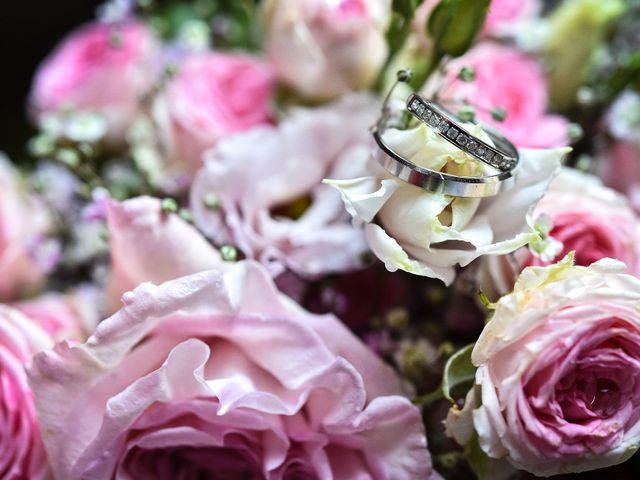 Le mariage de David et Marine à Pont-de-Pany, Côte d'Or 10