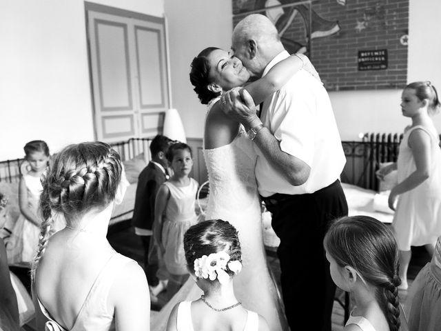Le mariage de David et Marine à Pont-de-Pany, Côte d'Or 26