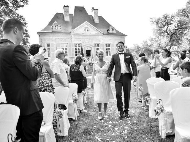 Le mariage de David et Marine à Pont-de-Pany, Côte d'Or 28