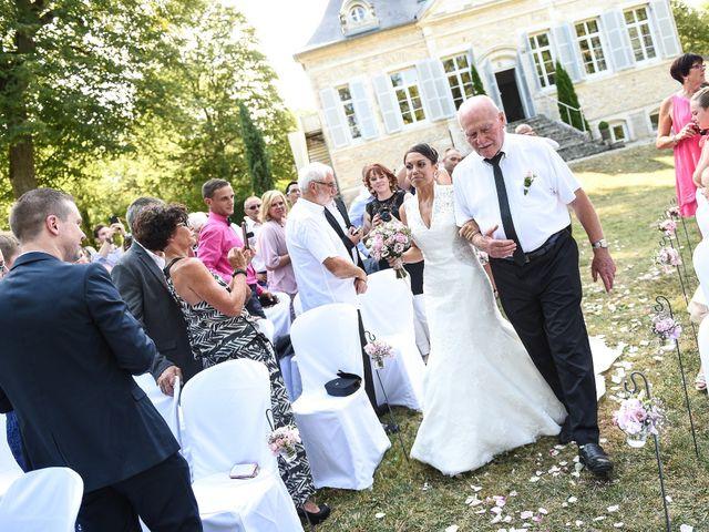 Le mariage de David et Marine à Pont-de-Pany, Côte d'Or 30