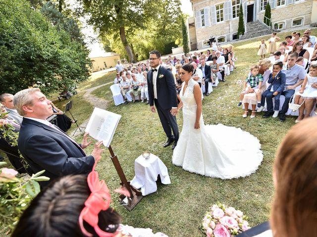 Le mariage de David et Marine à Pont-de-Pany, Côte d'Or 31