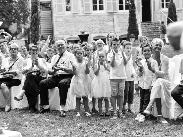 Le mariage de David et Marine à Pont-de-Pany, Côte d'Or 49