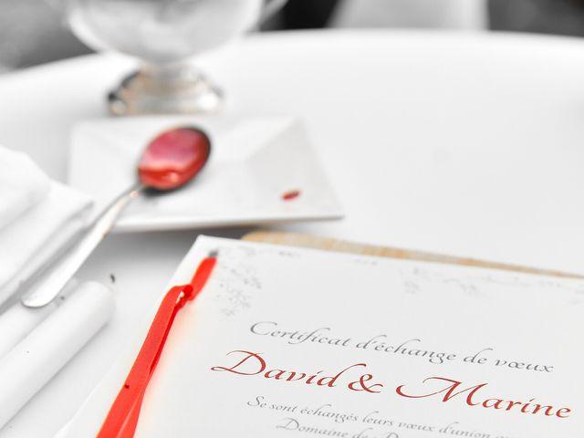 Le mariage de David et Marine à Pont-de-Pany, Côte d'Or 50